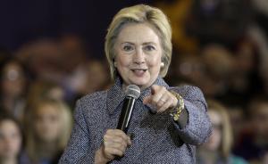 美国大选|希拉里能赢得美国女选民们的选票吗?
