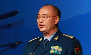 军委副主席许其亮到中部战区陆军空军部队慰问官兵