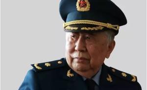 著名艺术家、空政文工团创作员阎肃因病在京逝世,享年86岁