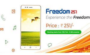 """24元买智能手机!印度公司""""史上最便宜智能机""""价格受质疑"""