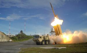 """""""战区高空区域防御系统""""为何引发中美韩三国战略角力?"""