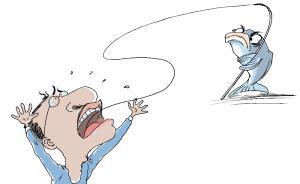 【答网友问】鱼刺卡喉能咳出来吗?