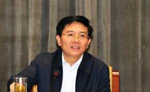 孙金龙任新疆维吾尔自治区党委副书记,兼兵团党委书记