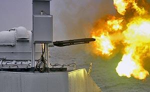 解放军北部湾演习加码:相关海域今起3天实弹射击训练