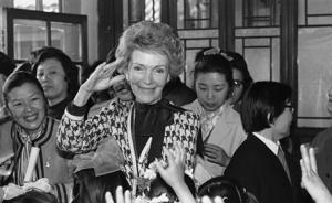 """奥巴马夫妇哀悼南希·里根:重新定义那个时代的""""第一夫人"""""""
