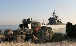 美韩最大规模联合军演登场,可根据朝鲜半岛形势先发制人