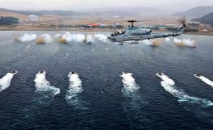 外交部回应韩美联合军演:强烈希望有关各方不要相互刺激