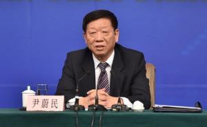 人社部部长尹蔚民:化解产能过剩,今年增就业任务非常艰巨