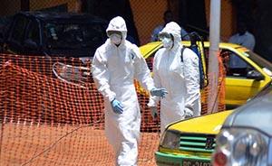 中国首例埃博拉疑似患者惊现香港?港府:暂未发现疑似病例