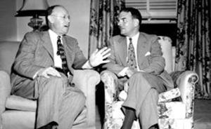 美国大选︱塔夫脱和杜威:两个失败者的平行人生