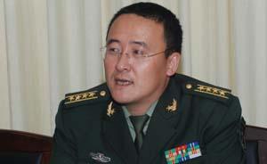 杭州市领导走访浙江省军区,省军区政治部主任郭正钢参与座谈