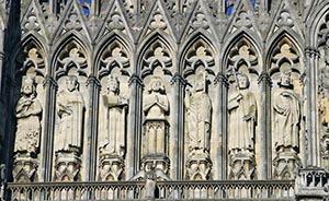兰斯大教堂(下):圣女贞德如何成为法兰西守护者?