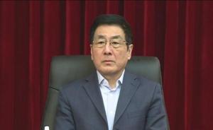 林铎任甘肃省委副书记后首次亮相,排名省政协主席冯健身之前