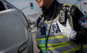上海黄浦警方曝光十辆违停大户:八辆挂外牌,一吉普105次