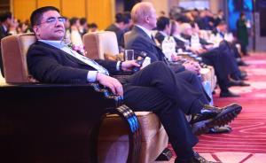 """陈光标否认""""被捕"""":人在上海,没有和任何人发生经济纠纷"""