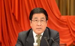 甘肃省委副书记林铎任甘肃省代省长,刘伟平辞去省长职务