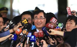 """中国国民党原秘书长提议废除""""国共论坛"""",遭党内强烈反对"""