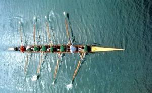 上海交大建成中国首条校园赛艇道,今后或办世界名校对抗赛