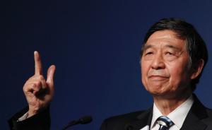 原驻法大使吴建民:中国外交官真的需要吃钙片吗?