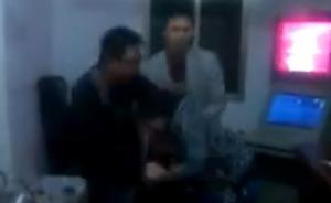 湖南两教师被曝关门殴打掌掴中学生,涉事教师被记过处分