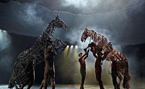 英国最热门的《战马》明年到上海演60场,香港人也想来看戏