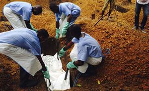 塞拉利昂前部长一家九口感染埃博拉病毒,全部丧命