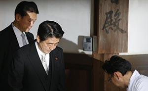 日媒称安倍终战纪念日将不参拜靖国神社,或自费献祭祀费