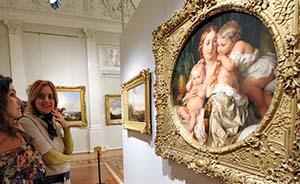每一个伟大博物馆的背后,都是一部帝国的抢掠史