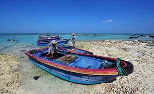 渔民在西沙群岛住满180天可获三沙市政府补助
