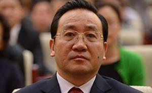 马顺清出任青海省委常委,补全常委空缺名额