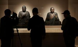 """千年醍醐""""奇迹""""在上海展出,澎湃专访日本醍醐寺座主"""