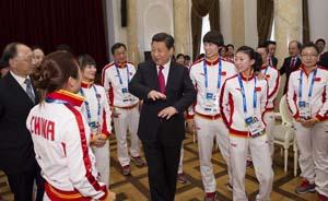 习近平本周赴南京出席夏季青年奥林匹克运动会开幕式