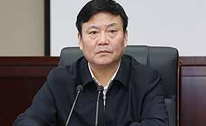 安徽淮南市委书记方西屏落马:办公室再不用武警守卫了