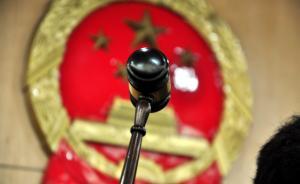 """安徽淮南大通区法院回应""""副院长当庭'传话'"""":传的是法条"""