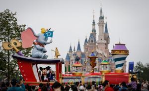 上海迪士尼受众调查:收入越低越想去,40多岁人群最喜欢