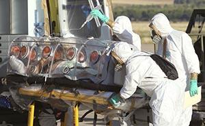 西班牙75岁传教士感染埃博拉病毒死亡,系欧洲首例