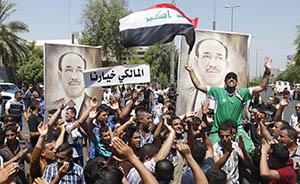伊拉克总理拒绝辞职,调安全部队进入巴格达