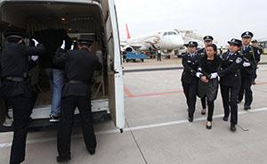 6年700余外逃经济嫌犯被缉捕回国,另有30多人表达自首愿望
