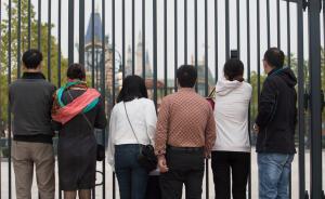 上海迪士尼乐园下月开园,怕人多近七成受访市民不打算年内玩