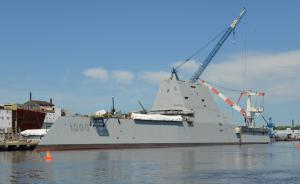 """防务简报丨美军""""未来战舰""""被指战力不足,俄还要再造航母"""