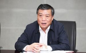 """江苏政坛""""常青树""""李云峰被调查,曾接班赵少麟任省委秘书长"""