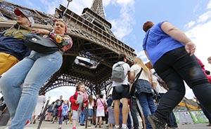 彭博社:巴黎脏乱差、高犯罪率,正在赶跑中国游客