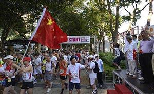 """""""8.17和平普选大游行""""获香港各界支持,政改仍有长路要走"""