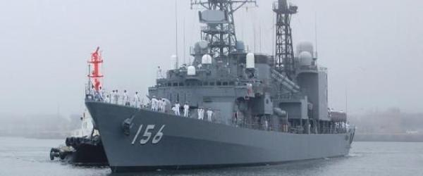国防部回应中国军舰进入钓鱼岛附近海域:他国无权说三道四