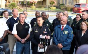 """美国警方证实:奥兰多枪击案枪手确曾表示效忠""""伊斯兰国"""""""