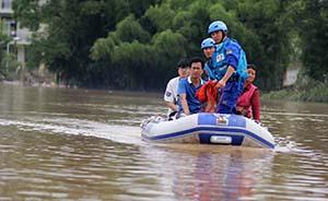 强雨致南方10省59人死亡或失踪,湖北一镇处于半失联状态