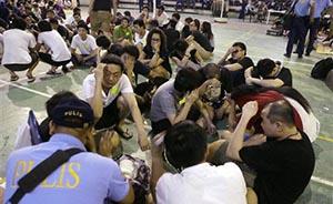 菲律宾抓扣54名中国公民及菲籍华人续:12人获释42人仍被扣押