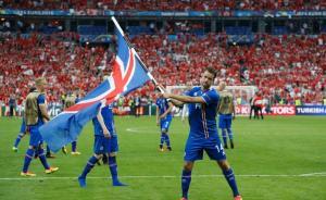 头条欧洲杯 | 耿直Boy冰岛队,他们只是想打英格兰