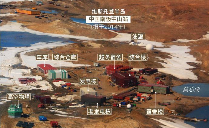 作為我國首個建于南極圈內的科考站,中山站里有什么?