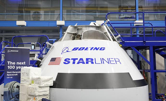 """美国""""星际客机""""无人发射测试再推迟"""